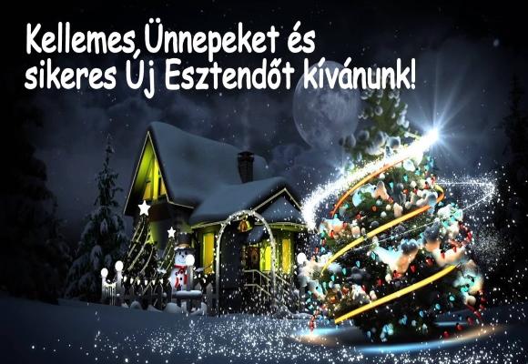 Kellemes Karácsonyi Ünnepeket Kíván Önnek És Családjának a TruckerShop!